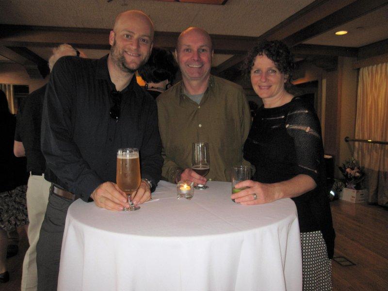Shaun Stewart, John Silver, Nancy Palejko