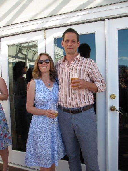 Sara McGarry & Mike Hengeveld