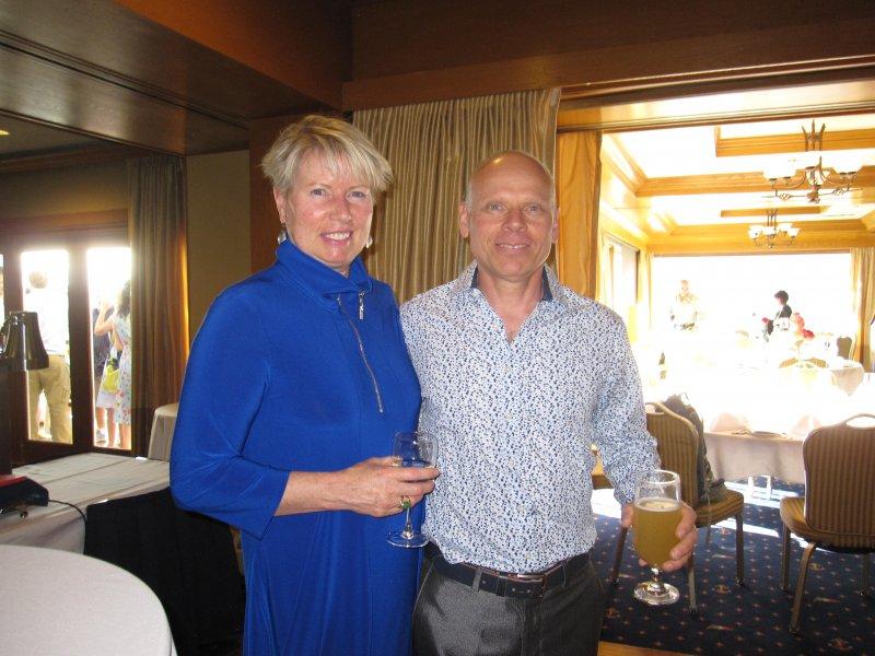 Sandra Drummond & Guest