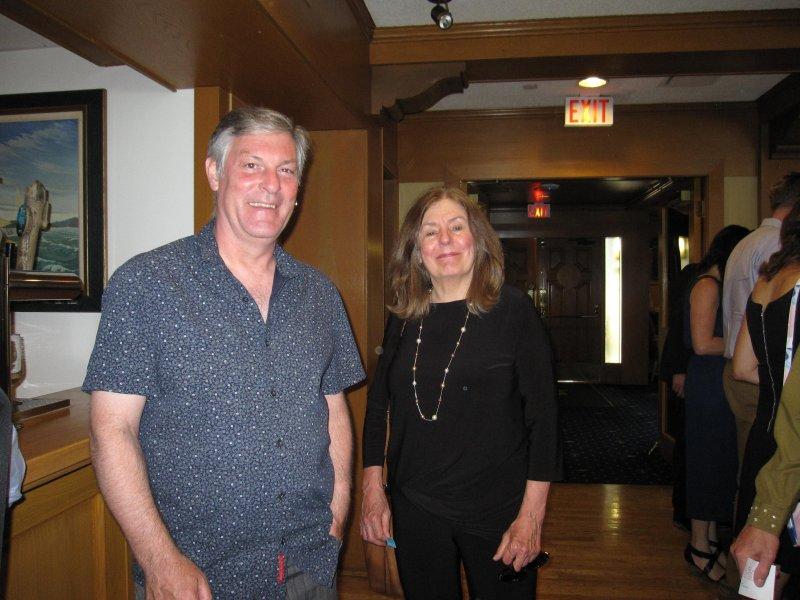 Ian MacLeod, Margaret Brooks