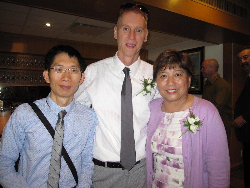 Steve Scrimshaw & Guest, Sharon Tanabe