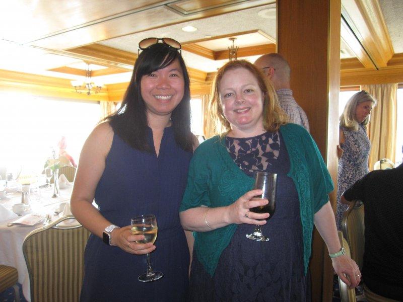 Helen Sinclair, Karla Smedley