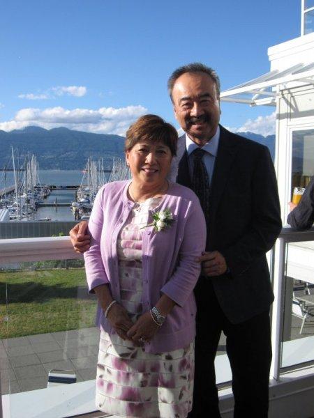 Sharon & Rod Tanabe