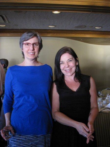 Susan Hornby, Kelley Grant