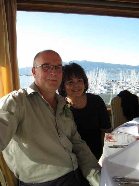 Paul Richardson & Guest