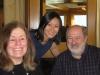 Margaret Brooks, Karine Ng, Herb Lachelt