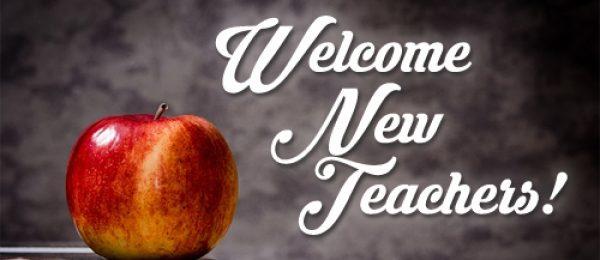 Welcome-New-teachers