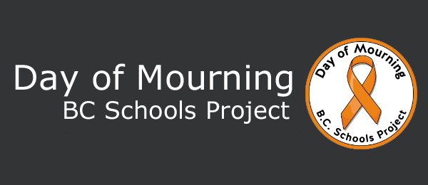 Day of Mourning BC Schools Project