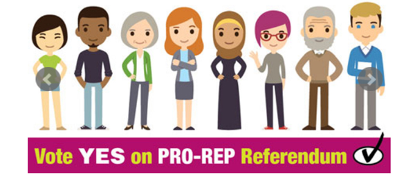 Referendum on Electoral Reform